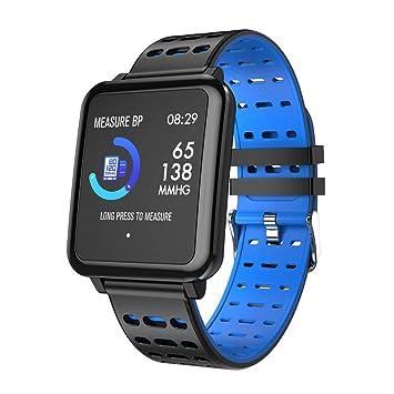 STRIR Smartwatch T2 con Monitor de frecuencia cardíaca ...
