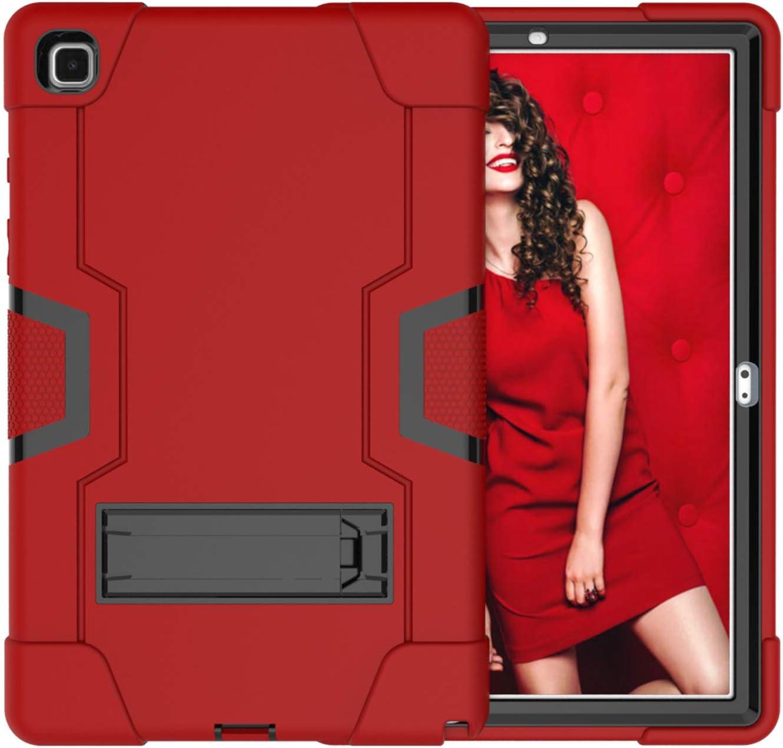 Funda para Galaxy Tab A7 10.4 2020 (SM-T500/T505/T507) roja