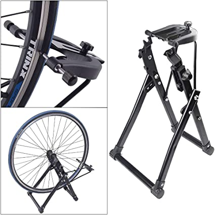 "Bike Wheel Truing Stand Bicycle Wheel Maintenance Fits 16/"" 29/"" 700C Wheels USA"