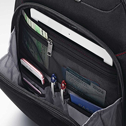 Samsonite Xenon 3.0 Large Backpack - Checkpoint Friendly Business, Black, One Size by Samsonite (Image #3)