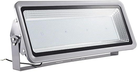 Foco proyector LED 800W para exteriores, 56000LM, Blanco frio 6000 ...