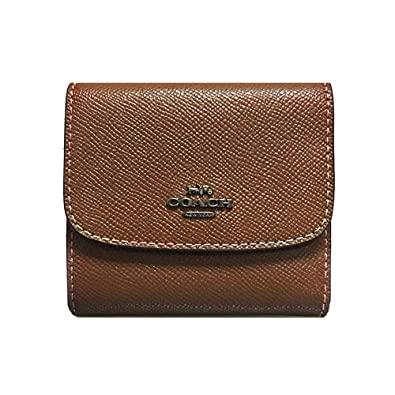 quality design 097d8 2fb37 Amazon | COACH【コーチ】財布 ミニ 三つ折り財布 F31570 QBCWH ...