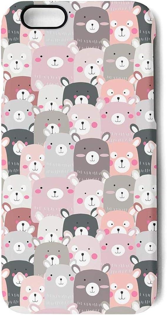 Case Teddy Bear for Apple iPhone 6