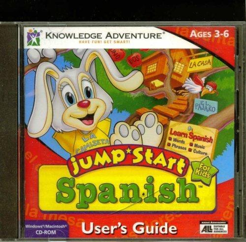 JUMP START SPANISH by Jump Start