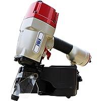 Clavadora neumática, con aire comprimido, dispositivo para clavos de 45mm hasta 90mm