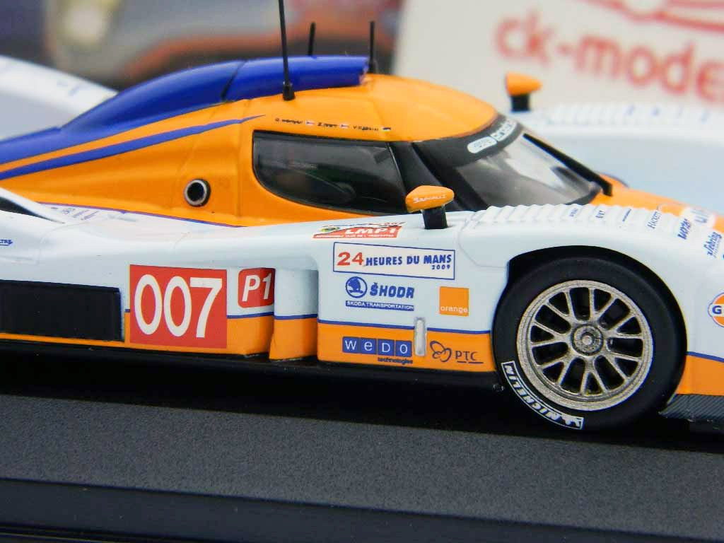 Altaya 1/43 Scale Model Car 16391 - Aston Martin LMP1 - Gulf B004EDR81I