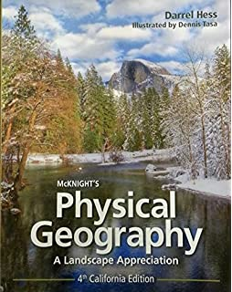Mcknights physical geography a landscape appreciation books a la mcknights physical geography fourth california edition mcknights physical geography fourth california edition darrel hess fandeluxe Gallery