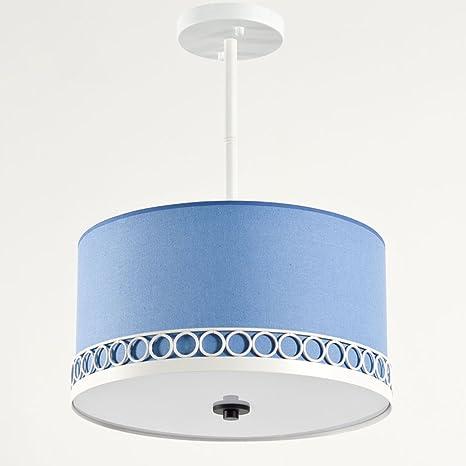 Plástico Lámpara Modern - Lámpara de techo (5 focos Diseño ...