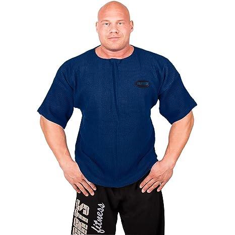 Building S8 E Da Blu Cp Sports Body FitnessColore Maglietta qSUzMpGV