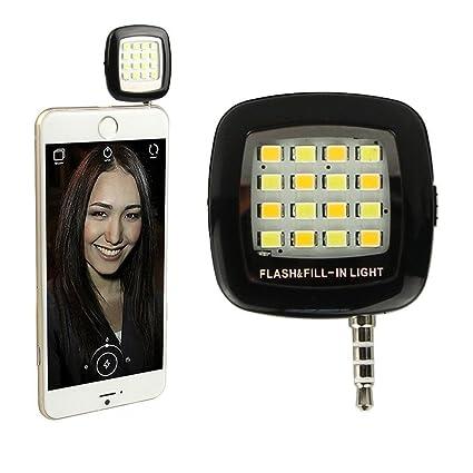 Oppo A37 Selfie Flash Light White : 3 5mm pin jack 16