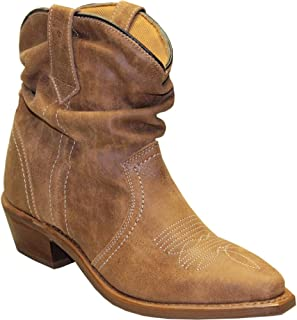 product image for Abilene Women's Sage by Short Slouch Western Booties Snip Toe - 4531