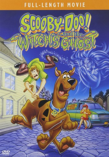 Scooby-Doo and the Witch's Ghost (WBFE) -
