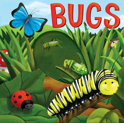 Bugs: A Mini Animotion Book