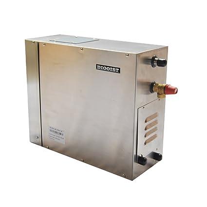 How Does A Steam Shower Work.Do 60 6kw Steam Bath Generator In Steam Shower Room Amazon Com