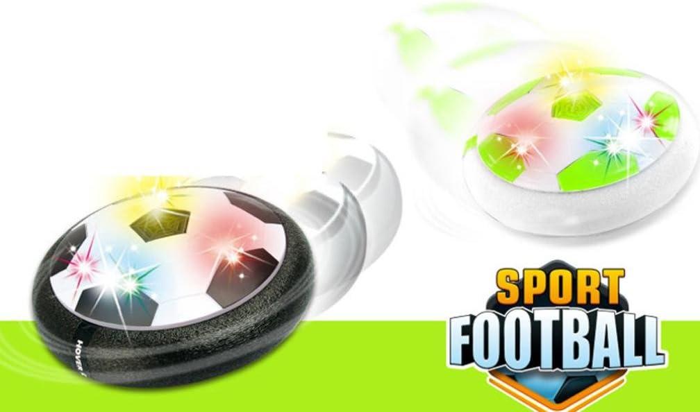 Taottao - Juego de portería de fútbol con 2 puertas LED para ...