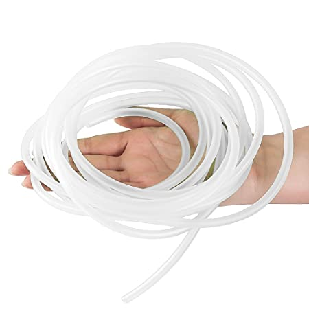 3Ft of Air Line Clear Hose Tube Pipe-Flexible Plastic Tubing Washer Aquarium