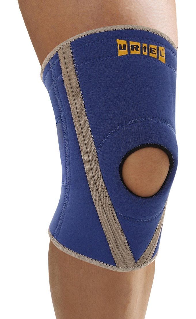 Uriel 24-9163 Knee Sleeve Large Knee Cap Support