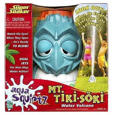 Hasbro Super Soaker MT Tiki SOKI: Toys & Games