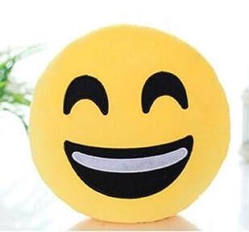 gaju Yellow Poo Shape Plush Soft Toy Cushion 37x37 cm