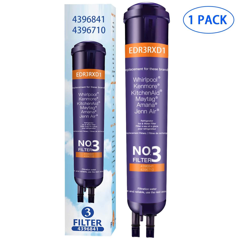 Ken-More 9030 Refrigerator Water Filter Compatible for Ken-More 46-9030 9083 46-9083 9020 46-9020 Water Filter (1 Pack)