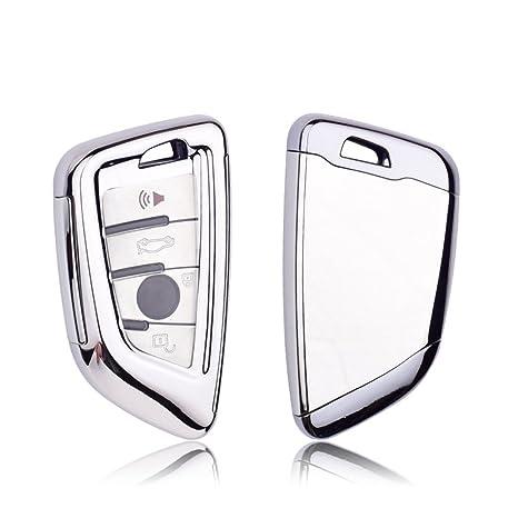 Amazon.com: Thor-Ind - Carcasa de TPU para llave de BMW New ...