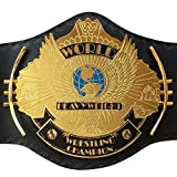 WWE WWF Classic Gold Winged Eagle Championship
