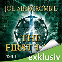 The First Law 1 Hörbuch von Joe Abercrombie Gesprochen von: David Nathan