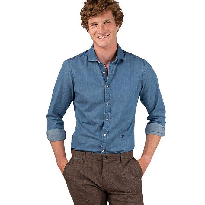 El Ganso Oxford Yale Camisa Casual para Hombre