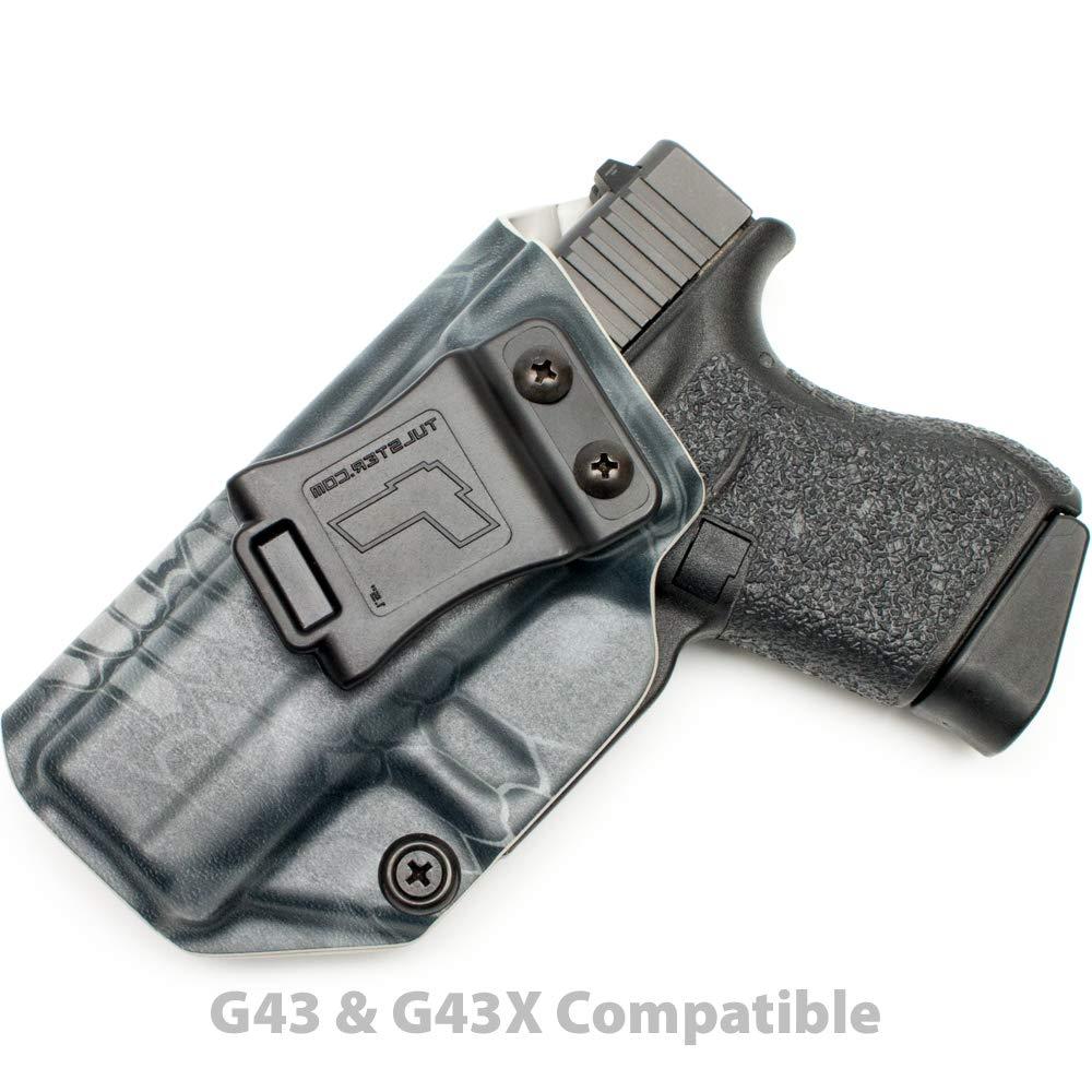 Tulster Glock 43/43X Holster IWB Profile Holster (Kryptek Typhon - Left Hand)