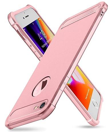 Amazon.com: SUPBEC Funda para iPhone 7/8 con tarjetero y ...