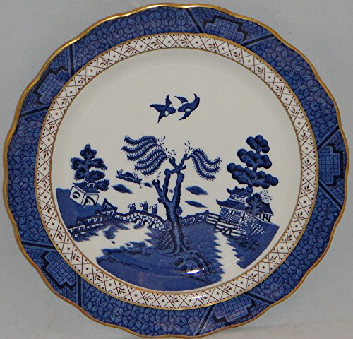 Real Old Willow - Royal Doulton Real Old Willow Salad Plate