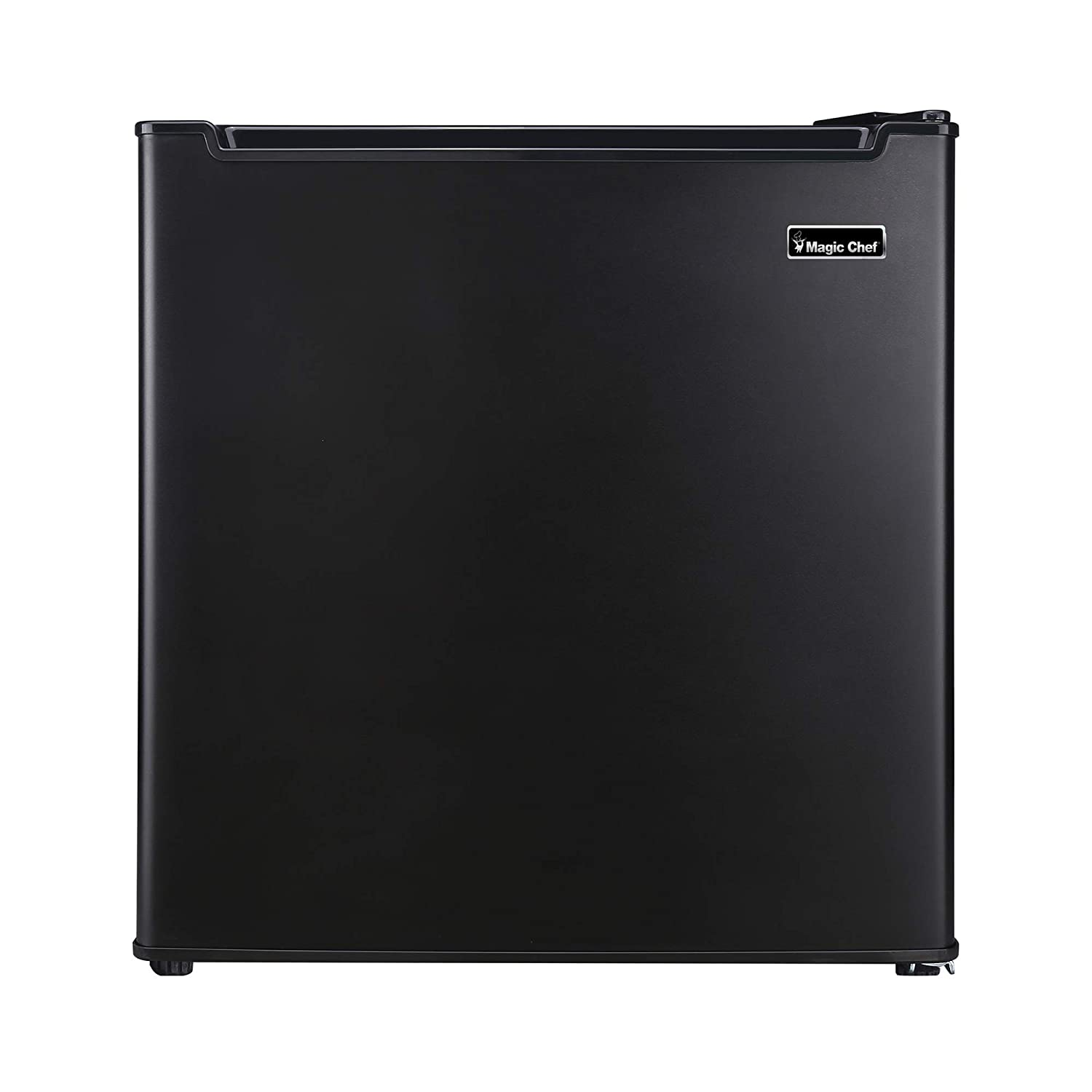 1.7 Cu. Ft. Mini Refrigerator with Chiller Compartment in Black