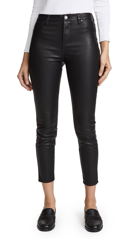 9aab41fafc [BLANKNYC] Blank Denim Women's The Principle Mid Rise Vegan Leather Skinny  Pants at Amazon Women's Jeans store