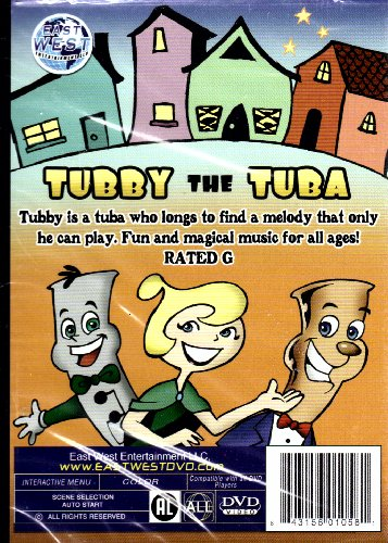 Amazon.com: Tubby the Tuba: Dick Van Dyke, Hermione Gingold, Pearl Bailey,  Paul Tripp, Ruth Enders, Jane Powell, Cyril Ritchard, Jack Gilford, David  Wayne, ...