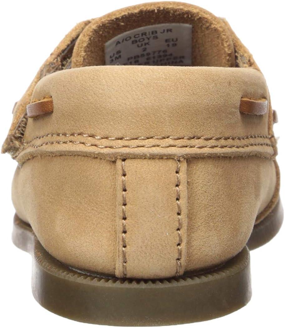 1 Medium US Big Kid Sahara SPERRY Boys Authentic Original Crib Jr Shoe