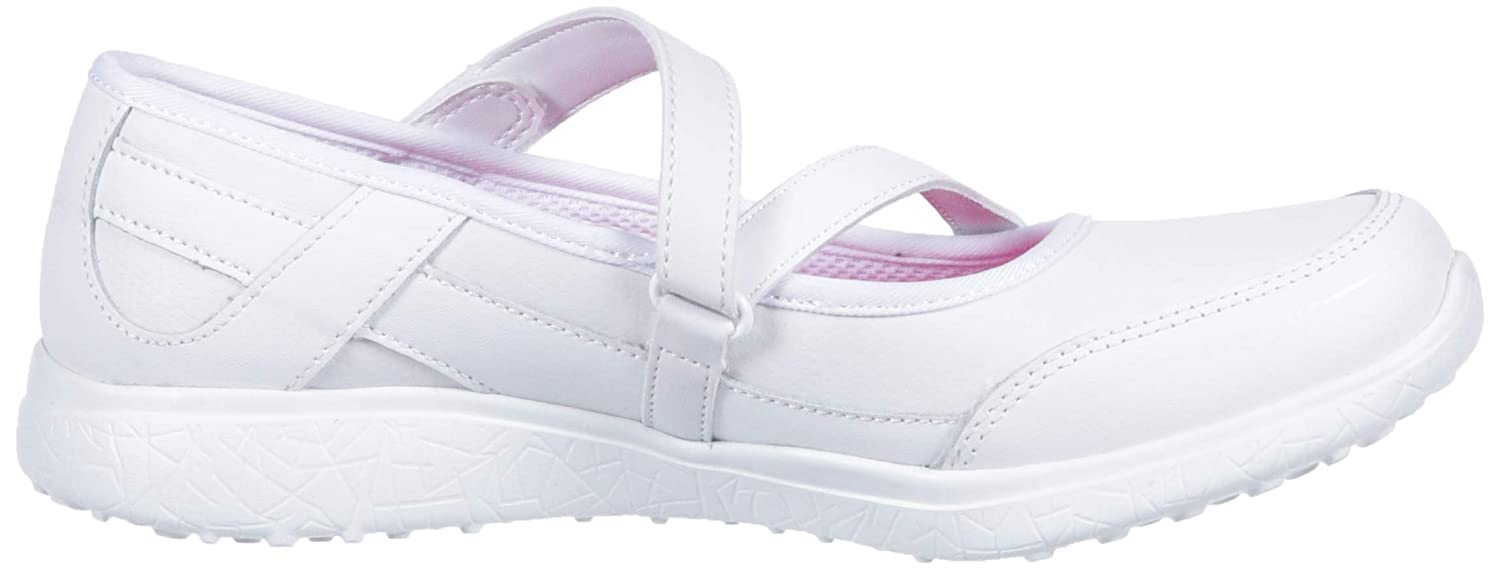 557c33fe24cef Skechers Girls' Microburst-Scholar Spirit Mary Janes 82279L Shoes & Bags