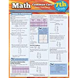 Math Common Core 7Th Grade (Quick Study: Academic)