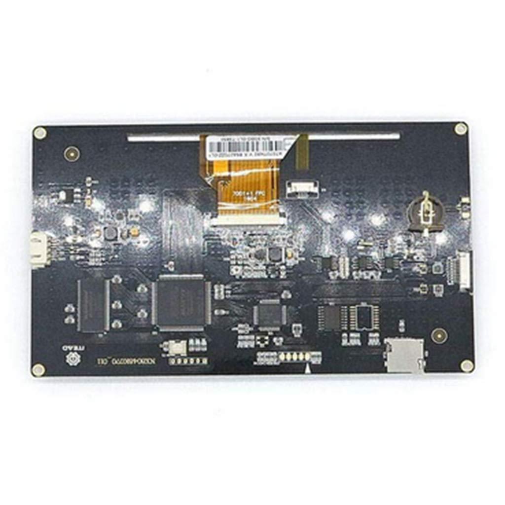 Prettyia 7.0'' Enhanced HMI TFT Smart Touch Module Display 800×480 Support GPIO by Prettyia (Image #3)