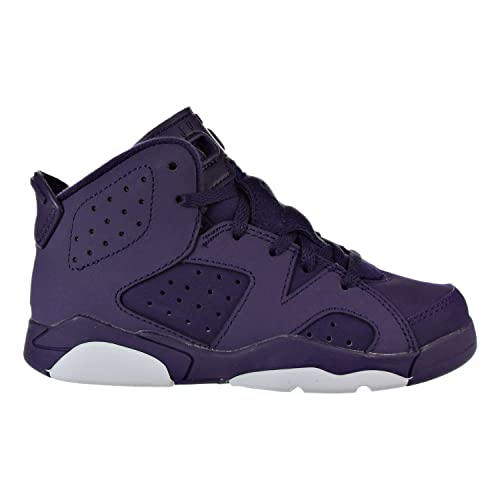 cda2e7aa32b4fb Amazon.com   Jordan 6 Retro GP Little Kids (PS) Shoes Purple Dynasty ...