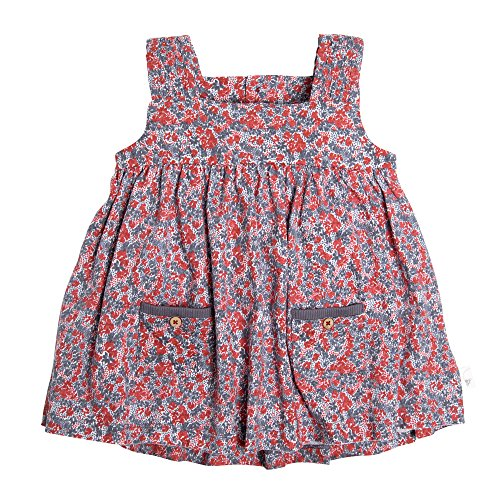 - Burt's Bees Baby Baby Girl's Little Kids Romper Jumpsuit, 100% Organic Cotton One-Piece Coverall, Ditsy Floral, 6 Years