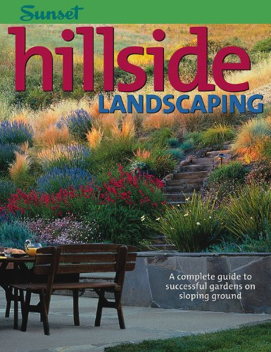 Cheap  Hillside Landscaping: A Complete Guide to Successful Gardens on Sloping Ground