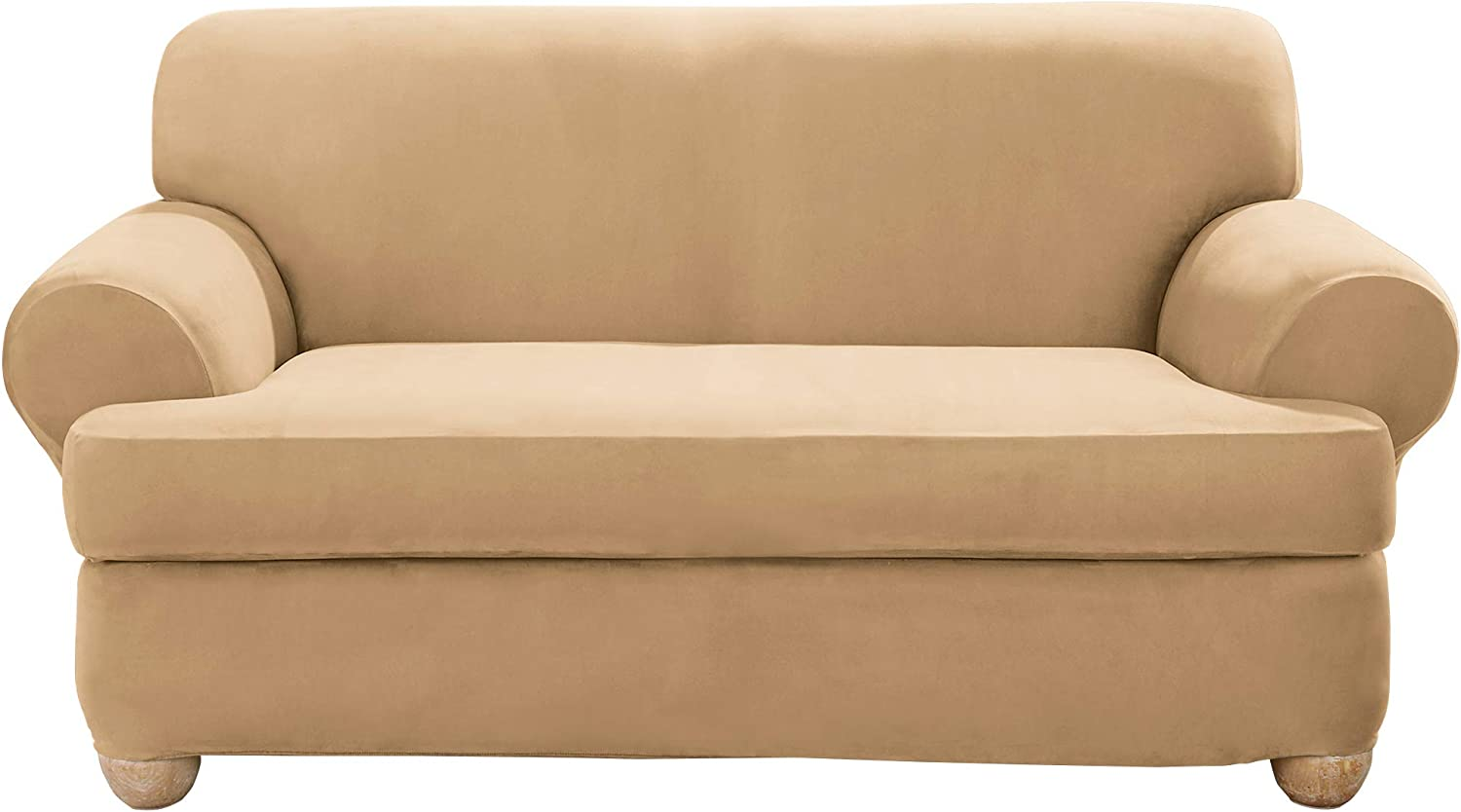 Blue 2 Ply Scott 51 cm wide Couch Covers 12 rolls x 140 sheets 7398