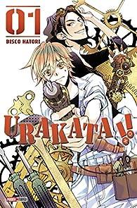 Urakata, tome 1 par Bisuko Hatori