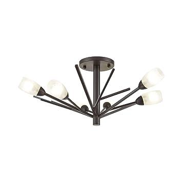 Amazon.com: ELK Lighting 18275/6 Ocotillo 6 - Lámpara de ...