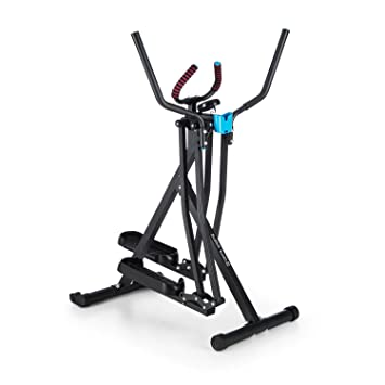Capital Sports Air-Walker • Bicicleta Elíptica • Caminador • Completo • Movimiento Horizontal y