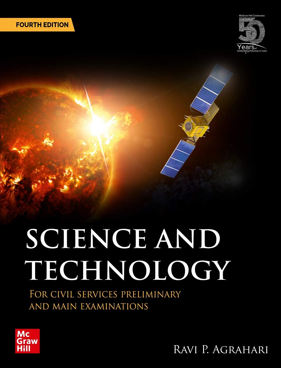 Science and Technology for Civil Services Preliminary and Main Examinations | 4th Edition