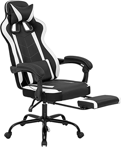 Editors' Choice: PC Gaming Chair Ergonomic Heavy Duty Racing Office Chair Video Game Chair