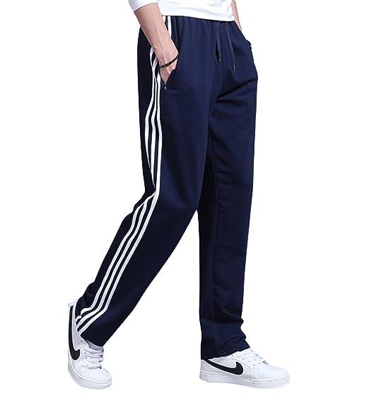 Hommes Coton De Survêtement Et Homme Fit Respirant Jogger Lachi Pantalon Jogging Printemps Slim Sport Fitness Léger Été 80knwOPX