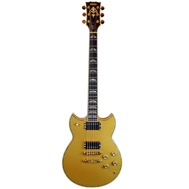 Used Yamaha sg-3000 oro 1982 guitarra eléctrica: Amazon.es: Instrumentos musicales