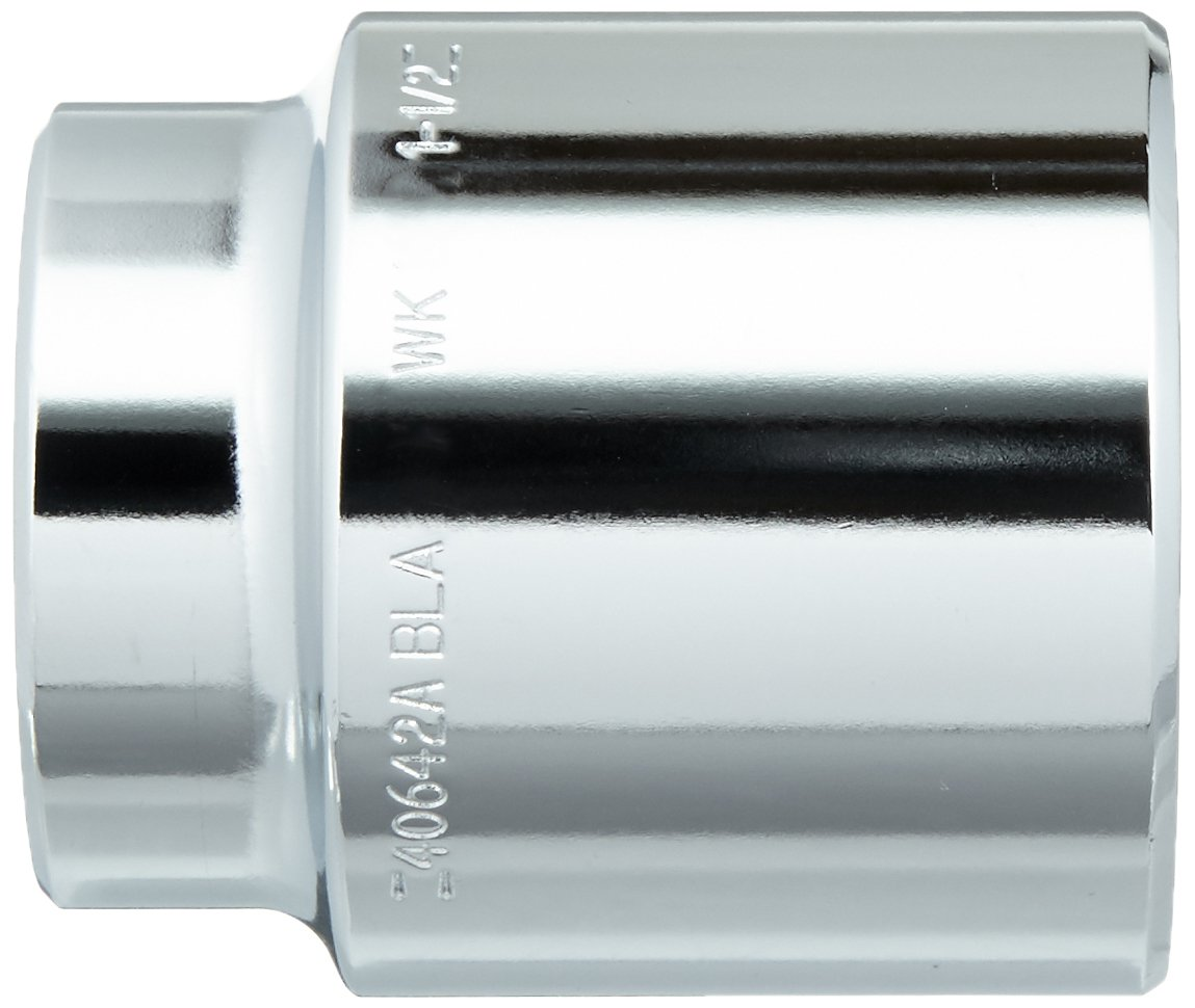 1//2-Inch Blackhawk By Proto 40642A 6 Point 1-1//2-Inch Drive Socket